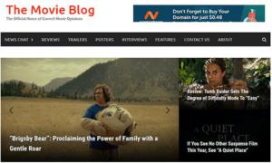 مدونات الافلام