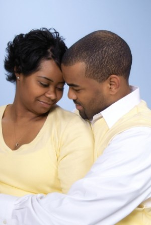 black couple in love 2
