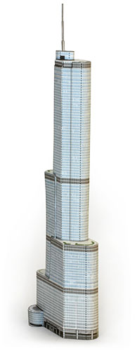Build Your Own Chicago Trump Tower