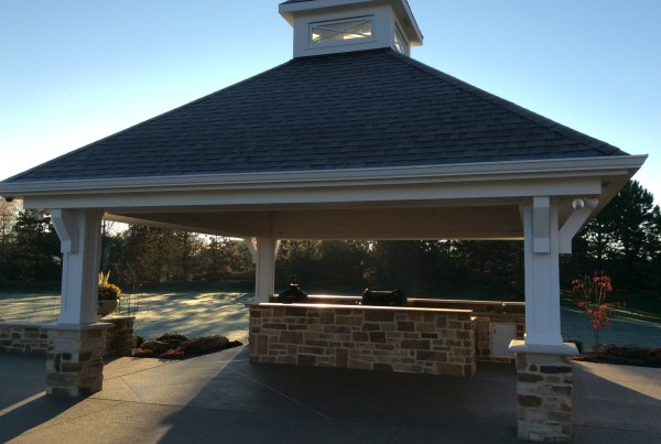 Indianapolis Custom Home Builder - Outdoor Living Spaces