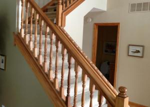 Staircase Remodel by Built By You