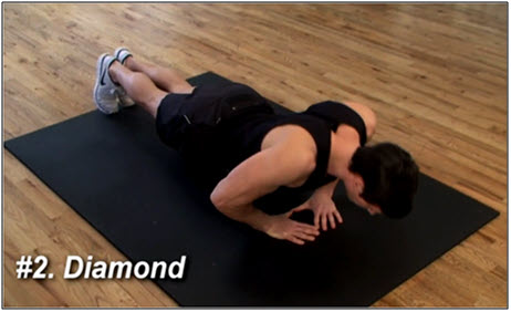 Push Up Variations & Exercises 2