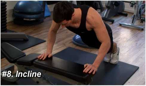 Push Up Variations & Exercises 8