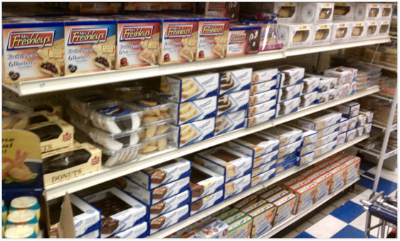empty calories and carbs 15 Empty Calories At A Grocery Store Near You!