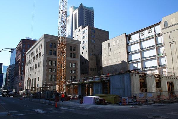 Built St. Louis   Historic Downtown
