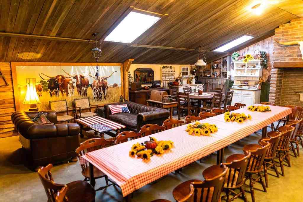 Vergaderruimte Someren, De Longhorn Ranch