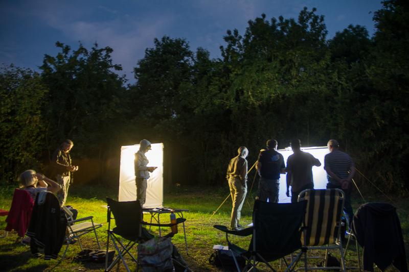 21 september 2019 – Natuur bij nacht
