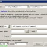 Instalando un host VMware ESX 4.0 desde un pendrive USB