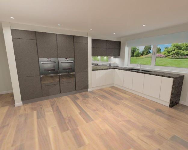 Kitchen design Manchester Buju