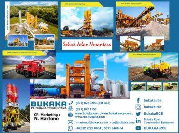 Bukaka Road Construction Equipment