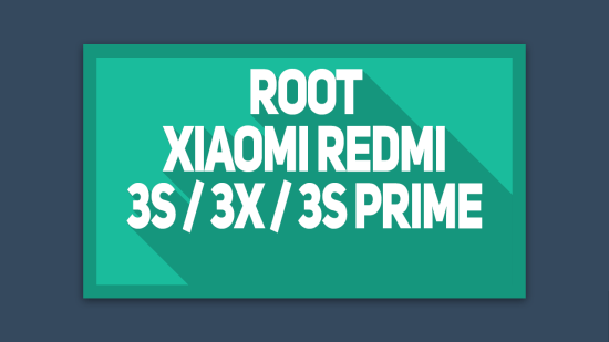 Cara Root Xiaomi Redmi 3s 3x 3s prime