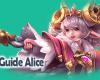 Guide Alice Mobile Arena, Buld SKill,Item,Talent,Arcana
