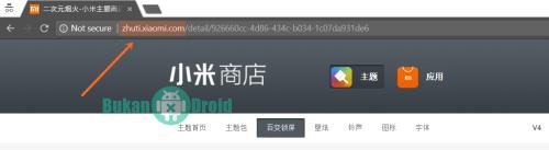Kumpulan Thema Xiaomi Android Lengkap dan Paling Keren
