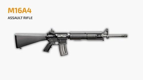 7 Senjata Terkuat Memiliki Damage Besar dan Stabil di PUBG Mobile