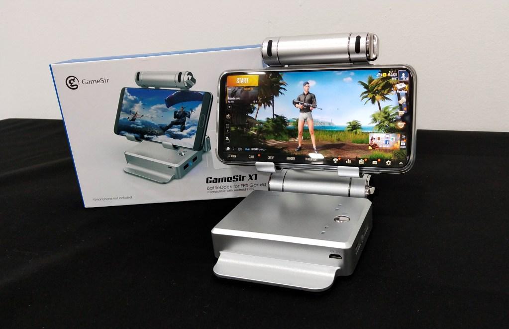 Gamepad untuk Main PUBG Mobile Terbaik