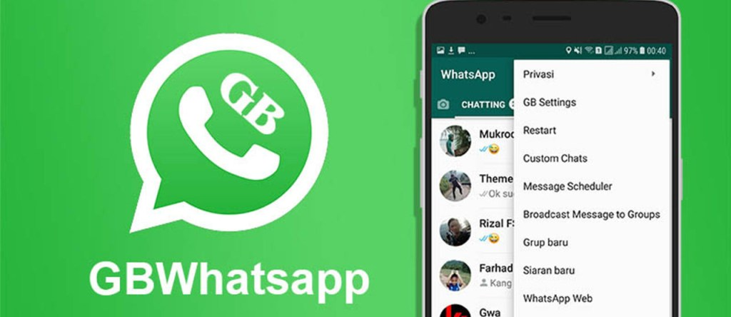 Cara Download dan Install GBWhatsApp Anti Banned