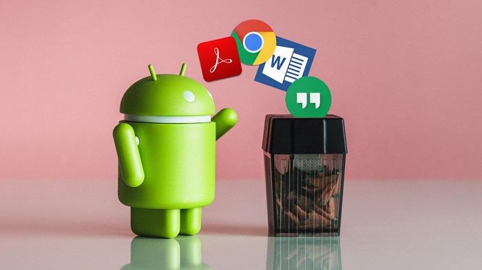 Cara Menghapus Aplikasi Bawaan di Android