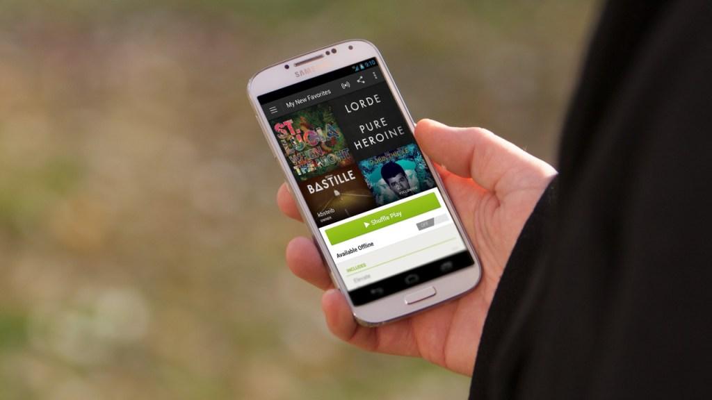 Aplikasi Download Lagu di Android