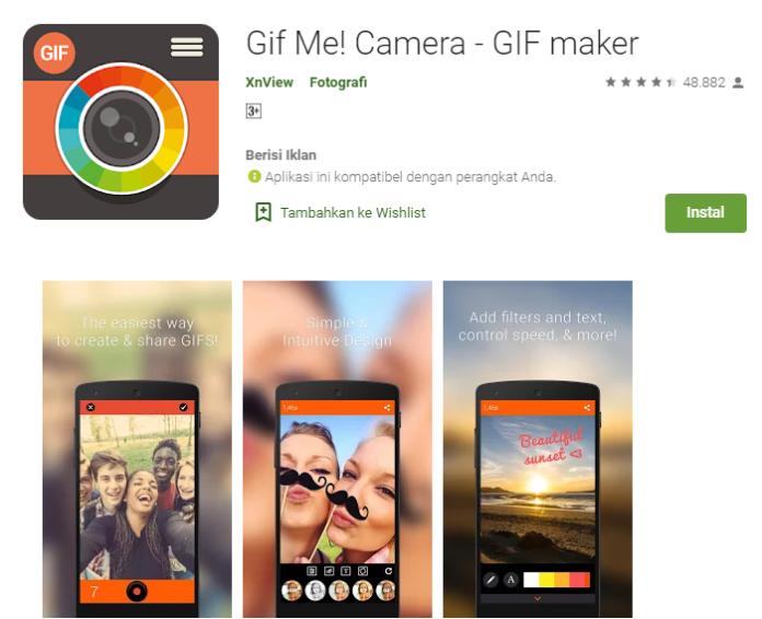 GIF Me! Camera – GIF Maker