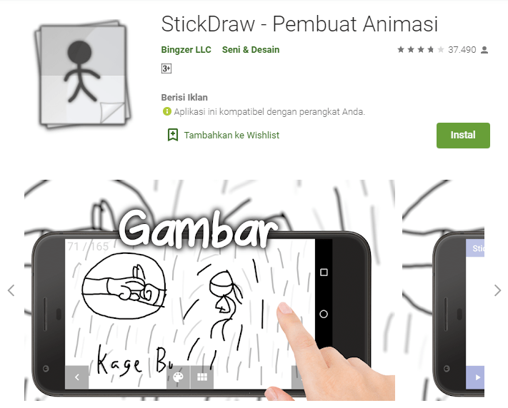 StickDraw – Animation Maker