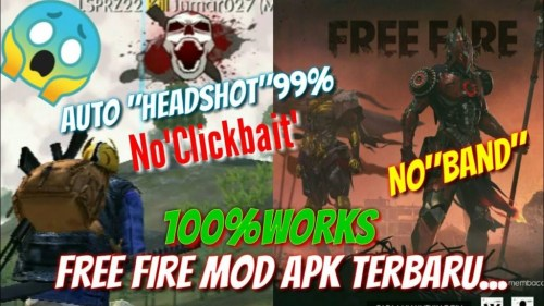 Download Free Fire Mod Android V1.39.2 Terbaru 2019