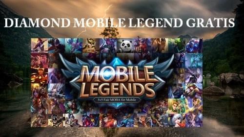 Trik Mudah Mendapatkan Diamond Mobile Legends Gratis 2019