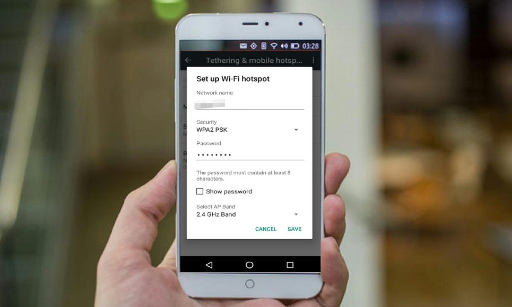 Aplikasi Hotspot Android Terbaik
