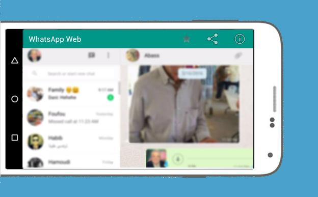 Cara Menggunakan WhatsApp Web Melalui HP Android