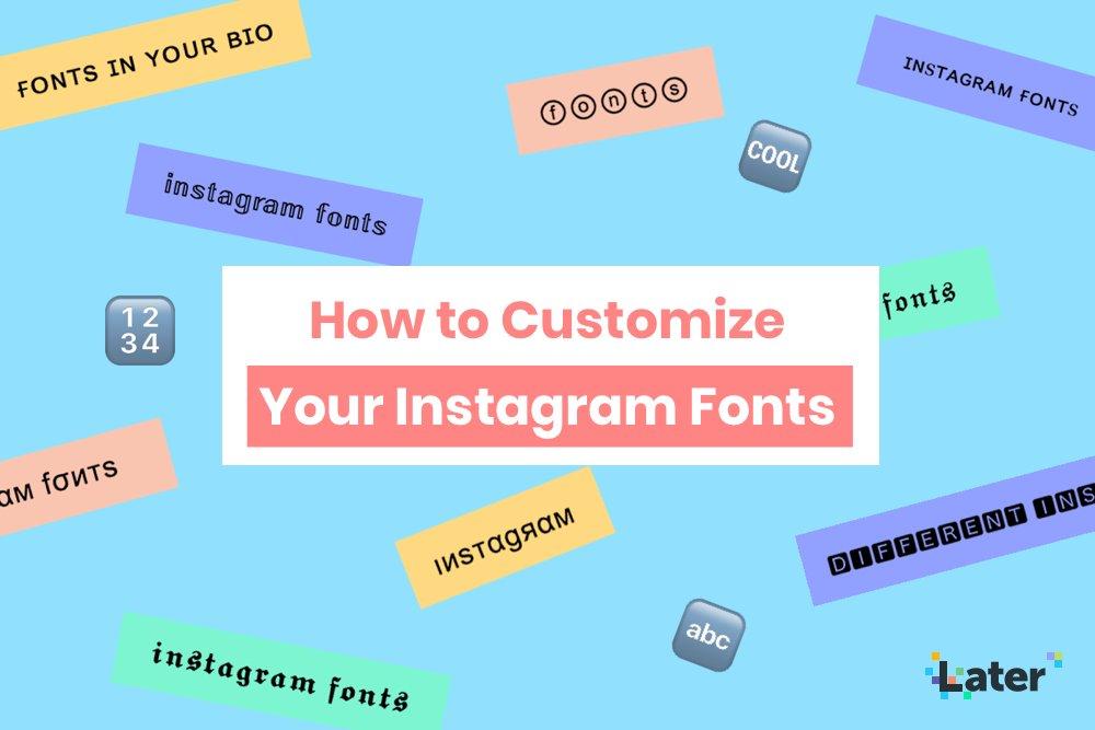 Cara Mengubah Style Font Caption Instagram