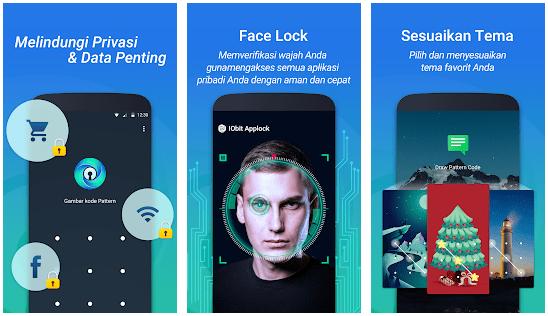 IObit Applock - Pelindung App