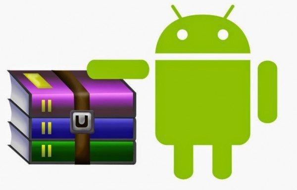Cara Membuat File RAR dengan Password di Android