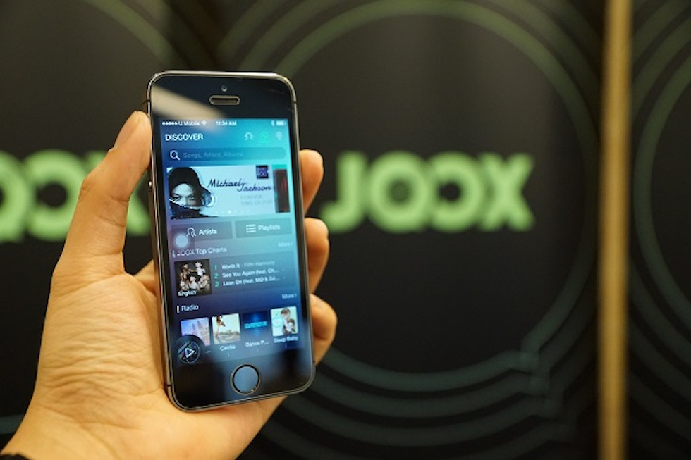 Cara Unduh Lagu Offline di JOOX
