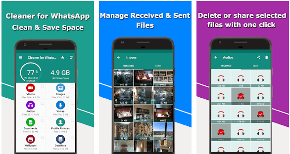Cleaner For Whats - Storage Cleaner App