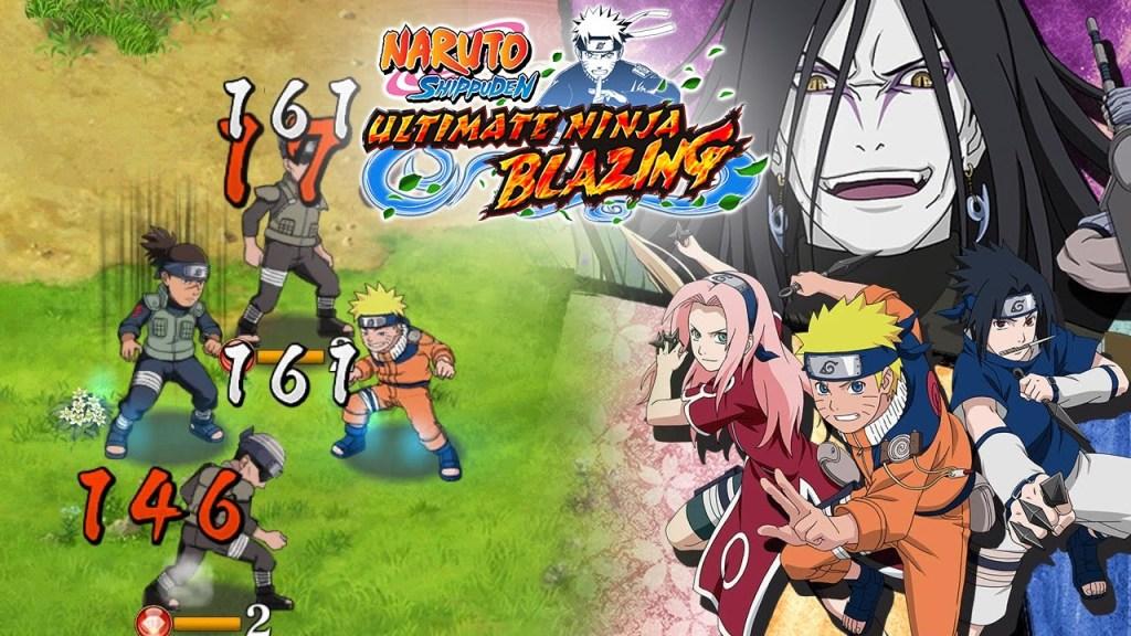 Game Naruto di Android