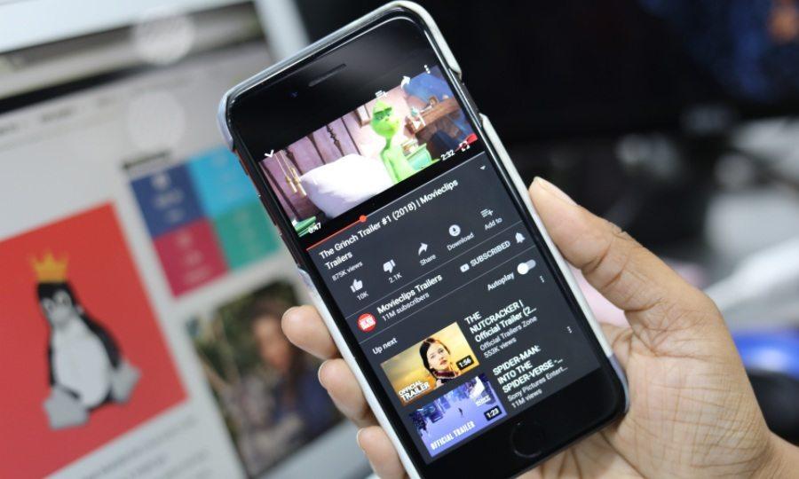 Aplikasi Android yang Punya Dark Mode