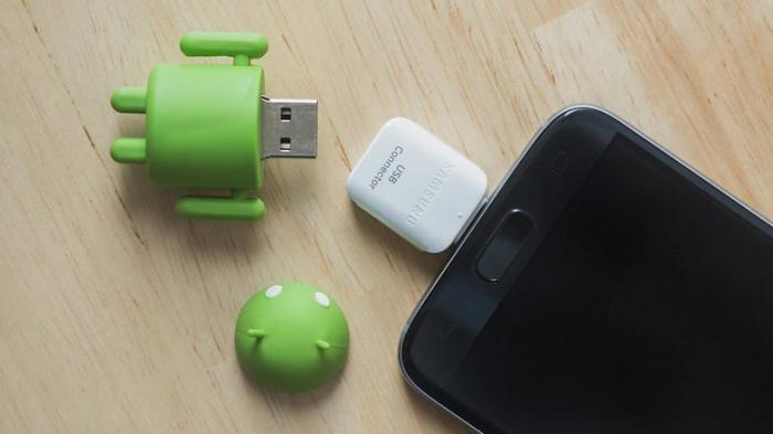 Fungsi Unik USB OTG