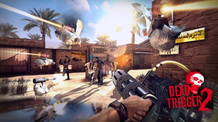 Game FPS Offline Android