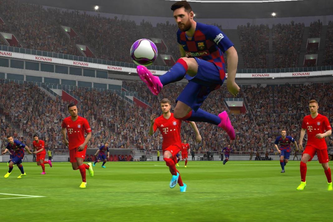 Game Sepak Bola di Android