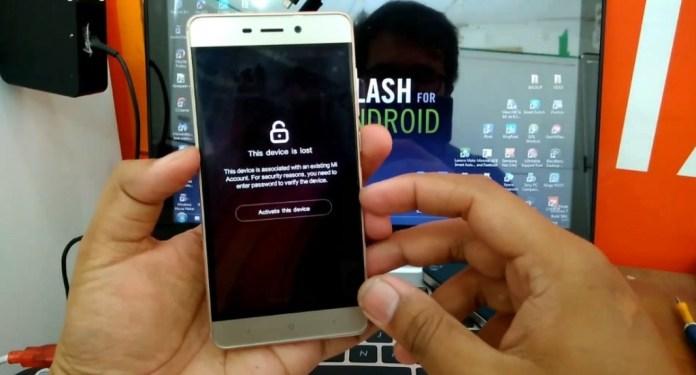 Cara Membuka HP Xiaomi Terkunci