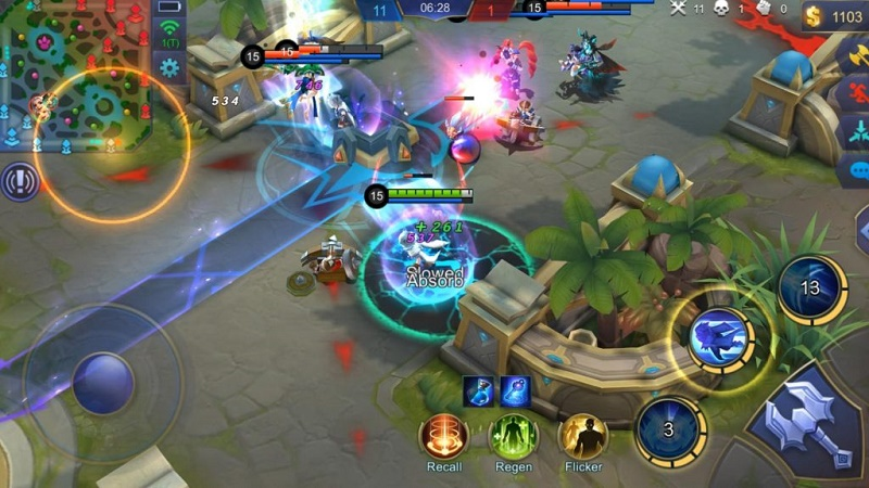 Cara Cheat Game Mobile Legends