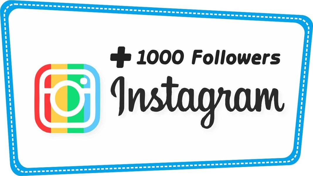 Cara Mendapatkan 1000 Followers IG Gratis