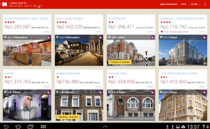 Hotels.com: Pemesanan Hotel