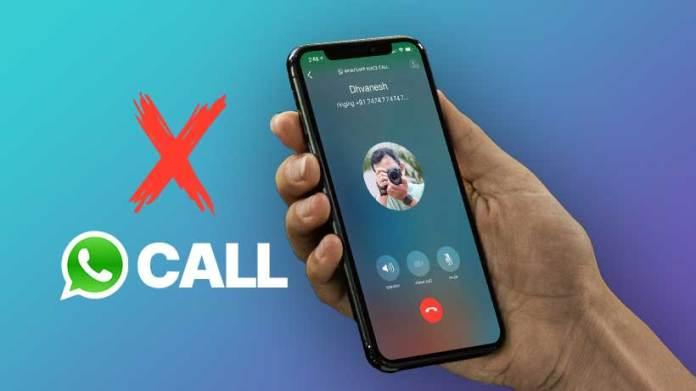 Mengatasi Panggilan WhatsApp Bermasalah