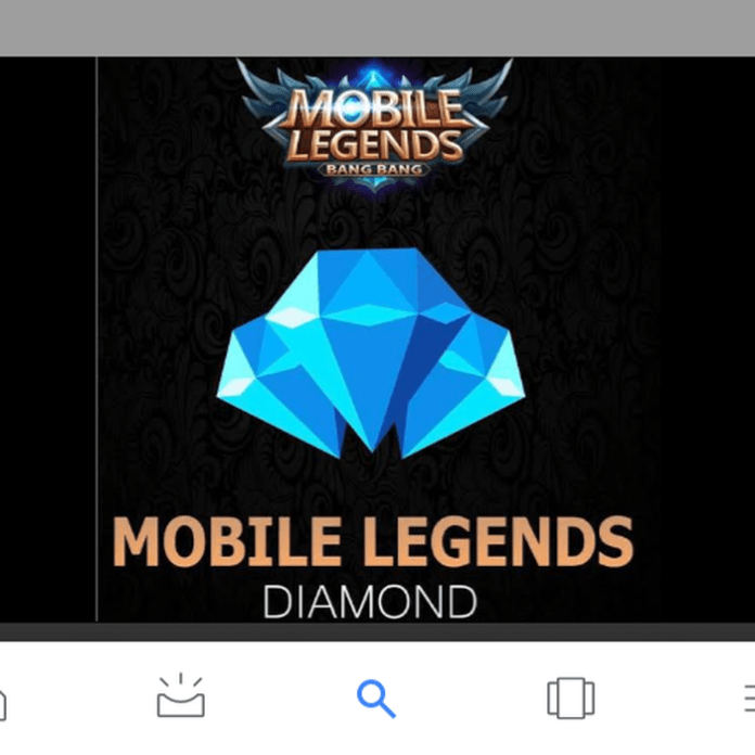 Cara Beli Diamond Mobile Legends