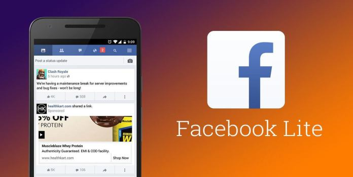 Cara Mengubah Warna Facebook Lite