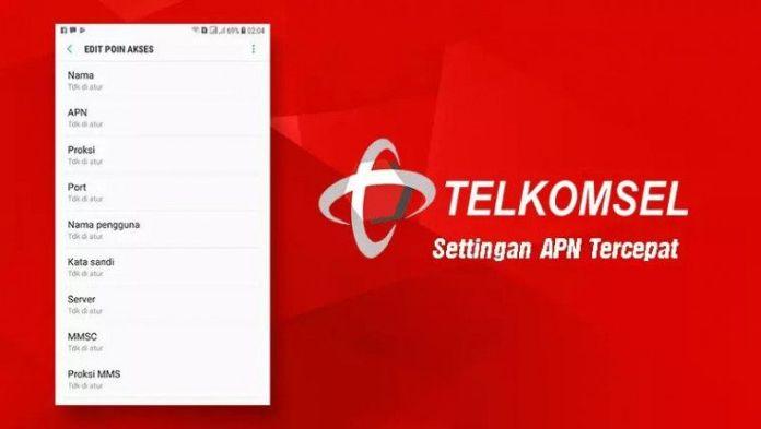 Cara Setting APN Telkomsel 4G