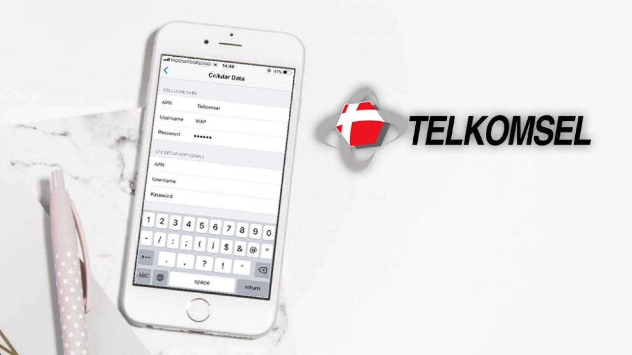 Cara Setting Apn Telkomsel Tercepat Sinyal 3g 4g Bukandroid Com