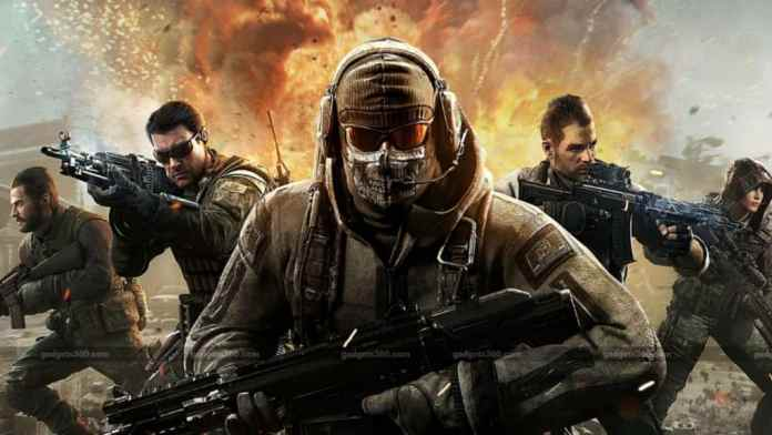 Download Call of Duty MOD APK