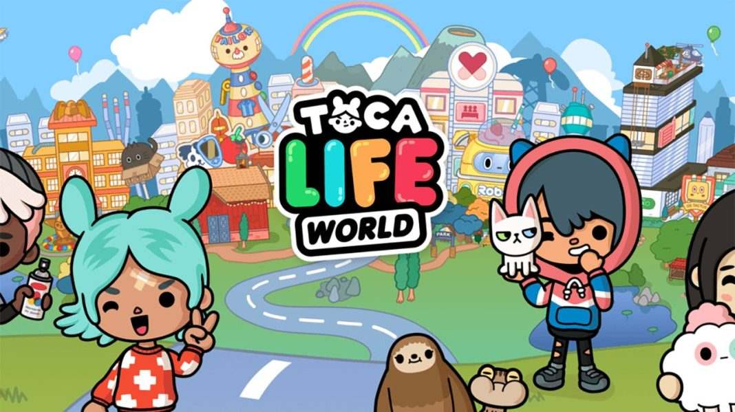 Download Toca World MOD
