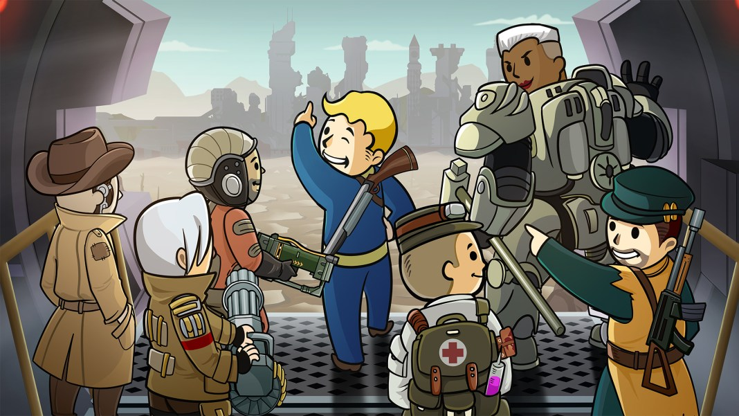 Download Fallout Shelter MOD